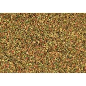 Heki 1690 Flock, höstgrön, 200 ml i påse