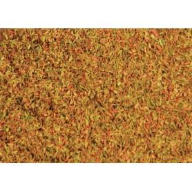 Heki 1692 Flock, höstbrun, 200 ml i påse