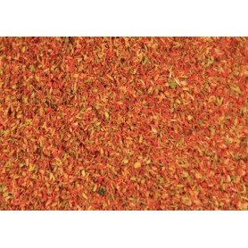 Heki 1693 Flock, höströd, 200 ml i påse