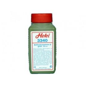 "Heki 3340 Flock/Foliage/Gräslim ""Grönt"", 200 ml"