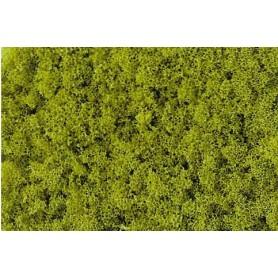 Heki 3386 Flock, medium, ljusgrön, 200 ml i påse