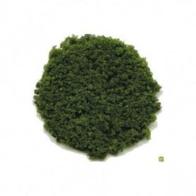 Heki 3387 Flock, medium, mörkgrön, 200 ml i påse
