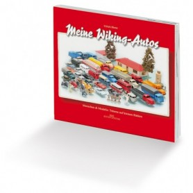"""Wiking 00644 Book """"Meine Wiking-Autos"""""""