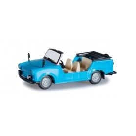 Herpa 024808.2 Trabant Kübel, skyblue