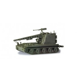 Herpa 744836 M578 armored recovery vehicle with large cabin (U.S.)