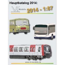 Media KAT302 VK Modelle Huvudkatalog 2014