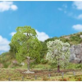 Faller 181190 Körsbärsträd, 2 st, 120 & 85 mm höga