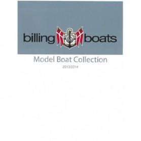 Media KAT305 Billing Boats Katalog 2013/2014