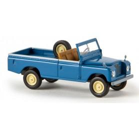 "Brekina 13750 Land Rover 109 öppen, briljantblå ""Von Starmada"""