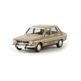 Brekina 14515 Dacia 1300, gråbeige, TD