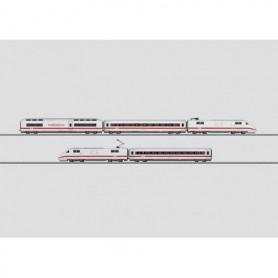 """Märklin 37703 Eldrivet snabbtåg klass 401 """"ICE"""" 1 typ DB AG 5-delat"""