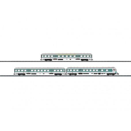 "Trix 15392 Vagnsset med 3 personvagnar typ DB AG ""Regional Express"" typ DB AG"