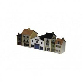 """Trix 66304 Stadhus, 6 st byggnader """"French"""""""