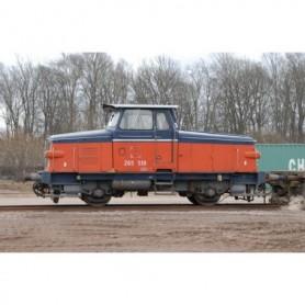 Jeco Z65-B110 Diesellok SJ typ Z65-519