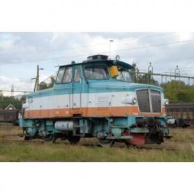 Jeco Z65-B210 Diesellok SJ Z65-505