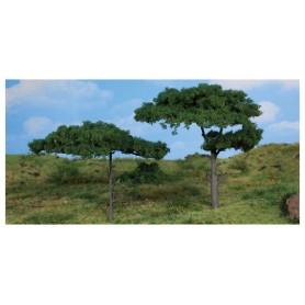 Heki 1770 Pinjeträd, 2 st, 12 och 15 cm höga