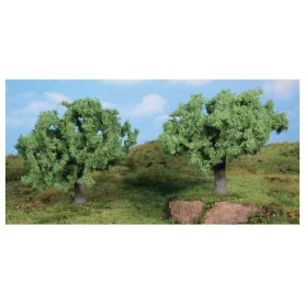Heki 1771 Olivträd, 2 st, 11 cm höga
