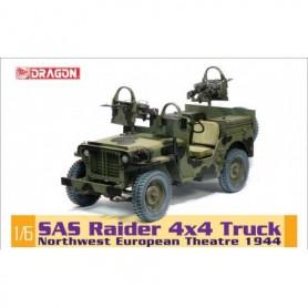 """Dragon 75042 SAS Raider 4x4 Truck """"Northwest European Theatre 1944"""""""