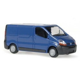 Rietze 11360 Renault Traffic Skåp, blå