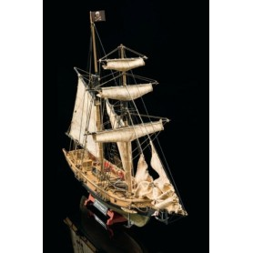 Mamoli MV82 Blackbeard Pirate Ship