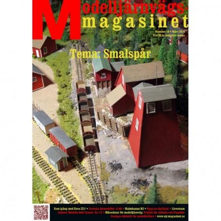 Media BOK162 MJ Magasinet Nr. 16/2014 Mars