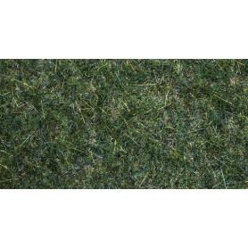 Noch 00414 Gräsmatta, mörkgrön med 6 mm och 12 mm långa gräsfiber
