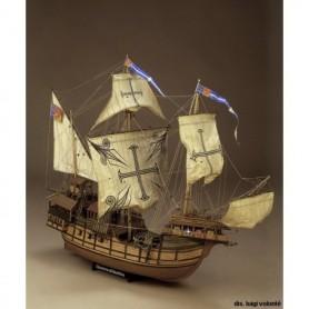 Mamoli MV21 Sao Miguel XVI Century Armed Portugese Merchantman
