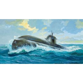 Revell 05019 German Submarine U212A class