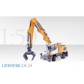 Conrad 29470 Hjullastare Liebherr LH 24