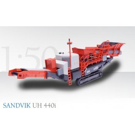 Conrad 25110 Secondary crushing unit Sandvik UH440i