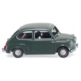Wiking 09998 NSU Fiat Jagts, grå, 1956