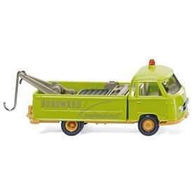 Wiking 27001 Borgward flatbed truck - breakdown service vehicle, 1957