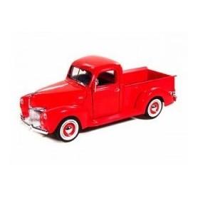 Motormax 73108 Ford Coupé Deluxe 1940, röd