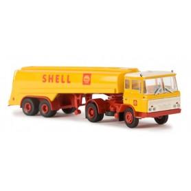 "Brekina 85274 DAF FT 2600 ""Shell"""