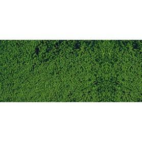Heki 1612 Flock, mikro, mörkgrön, 200 ml i påse