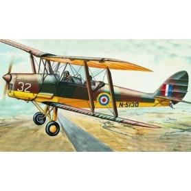 """Smer 0811 Flygplan D.H. 82 """"Tiger Mouth"""", med svenska dekaler"""