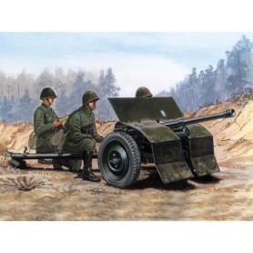"Mirage Hobby 35212 Anti Tank Gun 37mm ""Bofors"""