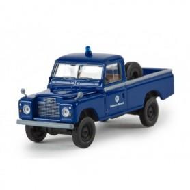 "Brekina 13754 Land Rover 109 Hardtop ""THW"""