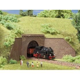 Auhagen 44635 Tunnelportal 1-spårs, 2 st