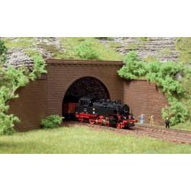 Auhagen 44636 Tunnelportal 2-spårs, 2 st