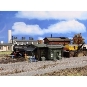 Vollmer 47554 Coal and fuel depot