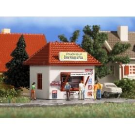 """Vollmer 7618 Snackbar """"Döner Kebab & Pizza"""""""