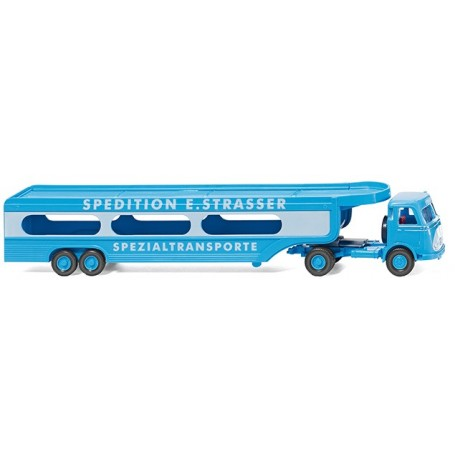 "Wiking 58049 Biltransport ""MB Pullman ""Spedition E. Strasser"""