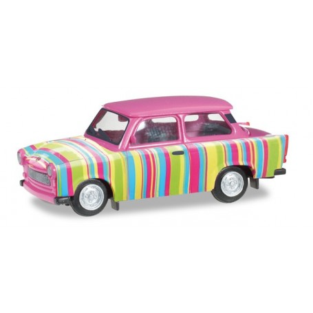 "Herpa 027618 Trabant 601 ""Edition Trabi-world.com"""