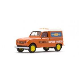 "Brekina 14703 Renault R4 Fourgonnette ""Renault Service"""