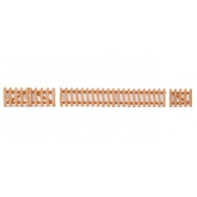 Herpa 053464 Garden fence, 20 pieces
