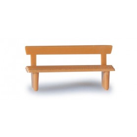 Herpa 053471 Park benche, 18 pieces