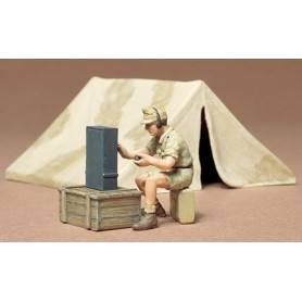 Tamiya 35074 Tent Set Kit - CA174
