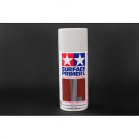 """Tamiya 87042 Sprayfärg """"Surface Primer"""", grå, för metall och plast, innehåller 180 ml"""