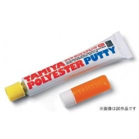 Tamiya 87097 Tamiya Polyester Putty, 40 gram